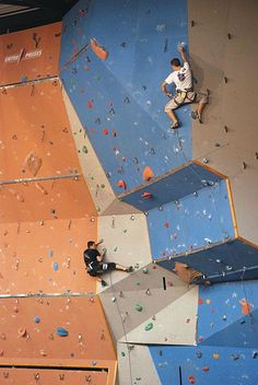 Indoor Rock climbing.  I want to get to a place health-wise that I can actually climb.  I'm on my way.
