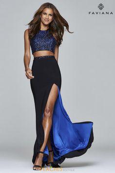 Faviana Dress S7927