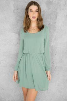 Kelledy Solid Dress