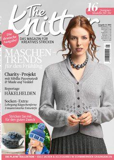 The Knitter Issue 21 2015 - 轻描淡写 - 轻描淡写