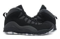 3707a68780c Air Jordan 10 Stealth Shoes