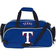 MLB Texas Rangers Stymie Duffel Bag aaa8ddd519d4a