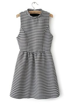 Stylish Swallow Gird Vest Frilly Dress #Dress #fashion #style $25  CLICK TO BUY