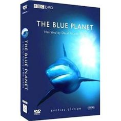The blue planet is a series of nature documentaries that take the viewer under the seas and oceans and show them all the life underneath the waves. The series was highly acclaimed and is considered one of the best documentary series to date. Bbc Blue Planet, Planet Earth Series, Online Shopping, David Attenborough, Best Documentaries, Dvd Blu Ray, Natural World, Natural History, Tv On The Radio