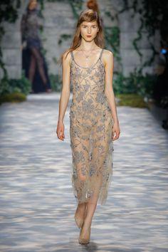Jenny Packham Fall 2017 Ready-to-Wear Fashion Show NYFW New York Fashion Week