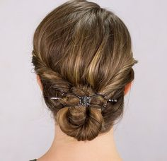 """Gorgeous """"Celtic"""" Lilla Rose flexi in a Gibson Tuck...I love it!!!"""