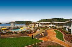 Good Plan B spot if it rains or is cloudy. Lighthouse Inn Hotel in Avila Beach,CA
