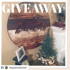 I am IN LOVE with this spool that @thepaintednest is hosting a #giveaway for!  Her friend @what_the_fox_creations created this lovely and I can see it in about a million places in my home!!!! Fingers crossed!  #hispurpose #loveagiveaway #makersgonnamake #diy by hispurpose