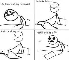 Yup, I was like this lol