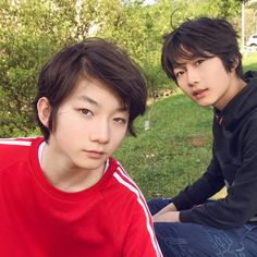 Choi Sung Chul and Shin Hye Jonaxx Boys, Guys And Girls, Cute Boys, Sibling Photography Poses, Kids Photography Boys, Ulzzang Kids, Korean Boys Ulzzang, Aesthetic Body, Japanese Aesthetic
