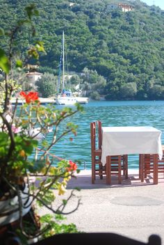Syvota.. a lovely little fishing village about 15 mins south of Nidri, Lefkada, Greece.