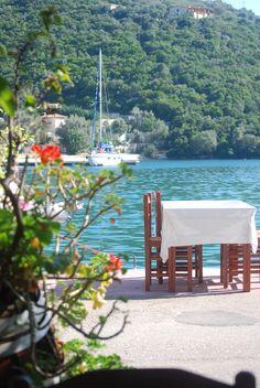 Syvota.. a lovely little fishing village about 15 mins south of Nidri, Lefkada, Greece.
