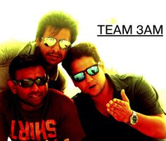 Team 3AM — with Siddharth Atha.
