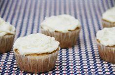 Palsternakka-kardemumma muffinssit.