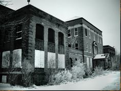 I know I haven't posted for awhile and then when I do I post about the Worcester State Hospital. Well,I stumbled across the mentioned site awhile back and the pictures just fascinated me. I …