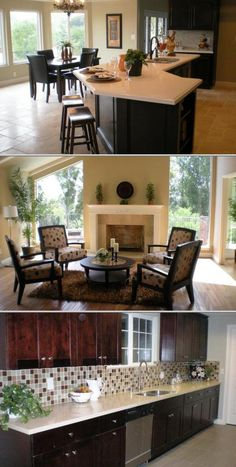 These home staging experts specialize in upscale properties. They ...