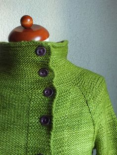 Hand knit jacket - is Ravelry - Golden Wheat Cardigan by Veera Välimäki Knitting Designs, Knitting Patterns Free, Knit Patterns, Free Knitting, Knitting Projects, Free Pattern, Crochet Cardigan, Knit Crochet, Wool Shop