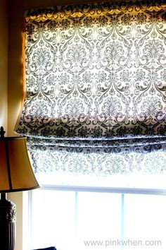 I had been seeing these fun no sew roman shades around for a long time, and I finally made some! In fact, I made 6. I LOVE this project, and the results are so…