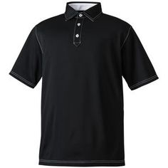 FootJoy ProDry Performance Stretch Pique Polo Shirt - Athletic Fit