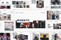 MAMAYU – Lookbook Presentation Template – Pixelify