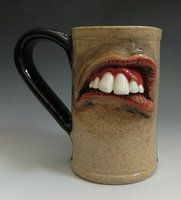 COOL!!! Mouth Mug- FOR SALE by thebigduluth