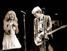 Tom Petty Stevie Nicks Relationship | Tom Petty & Stevie Nicks ~ Heartbreakers