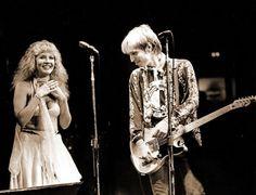 Tom Petty Stevie Nicks Relationship | Tom Petty & Stevie Nicks ~ Heartbreakers