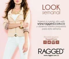 No olvides revisar nuestro look para esta semana, ingresa a http://www.ragged.com.co/look-semanal y observa... ALAMEDAS CENTRO COMERCIAL... PIENSA EN TI !!!