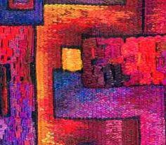 Maximo Laura tapestry. YUM!