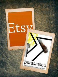 ETSY SHOP/PARASKELOU FASHION