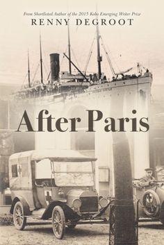 Renny deGroot on Blog Tour for After Paris, September 19-30 #Historical #Fiction
