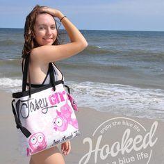 Vinyl Beach Tote Bags  Long Beach Island Beach Haven  #craftshow #display #LBI #longbeachisland #lbiismyhappyplace  #nauticalbag  #nautical #totebag #tote #beach #beachhaven #hookedonabluelife @shelbster86