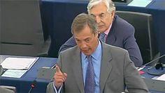 Nigel Farage sobre el rescate de España - La Verdad Oculta