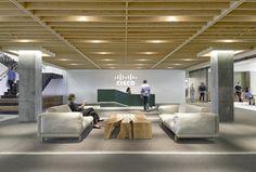 Oficinas de Cisco / Studio O A Cisco Offices / Studio O A – Plataforma Arquitectura