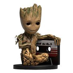 Svěřte své úspory malému Grootovi ze Strážců Galaxie (Guardians of the Galaxy 2) od Marvelu! Tato pěkná pokladnička udělá radost každému fanouškovi komiksů! Baby Groot, Guardians Of The Galaxy, Galaxy 2, Money Box, 2nd Baby, Malm, Marvel Fan, Doctor Strange, Vinyl