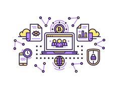 Bitcoin exchange by Skang #Design Popular #Dribbble #shots