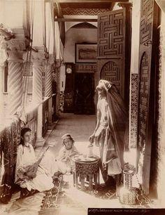 Une kaâda Algéroise