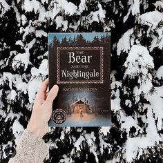 Love a good fairytale? Then THE BEAR AND THE NIGHTINGALE is perfect for you! It's the first in a trilogy by debut author @arden_katherine, and it hits shelves next Tuesday #regram @imreadingabook_ #TheBearandtheNightingale #KatherineArden #bookstagram #