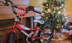 Take the bike guessing out of Christmas. Check out our guide to buying kids bikes so you and Santa ace it!