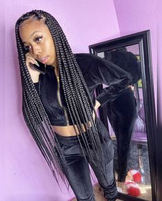 Braids Hairstyles Pictures, African Braids Hairstyles, Weave Hairstyles, Hair Pictures, Protective Hairstyles, Protective Styles, Black Girl Braids, Braids For Black Hair, Girls Braids