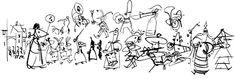 Bildergebnis für basler fasnacht Arabic Calligraphy, Art, Sketches, Drawing S, Art Background, Kunst, Arabic Calligraphy Art, Performing Arts