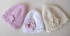 Classic Baby Hat by avondalepatterns | Crocheting Pattern - Looking for your next project? You're going to love Classic Baby Hat by designer avondalepatterns. - via @Craftsy