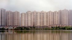 A Frightening Look At The Empty Ghost Cities Of China