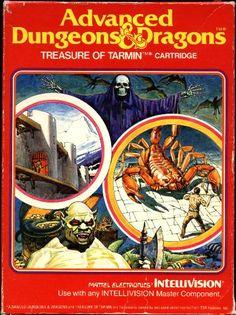 """Advanced Dungeons & Dragons – Treasure of Tarmin"""