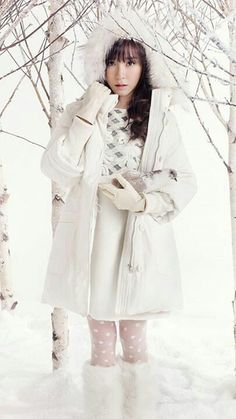 Tiffany SNSD ★ Girl Generation for QUA winter