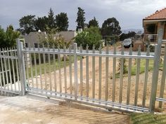 Our Sliding Gates are well build and runs smoothly.