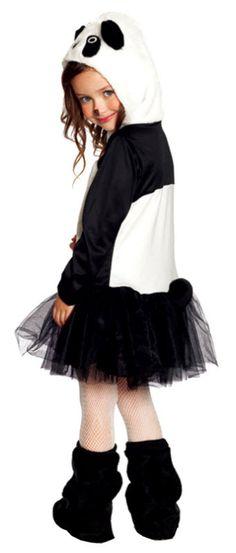 Girl's Panda Costume                                                                                                                                                                                 More