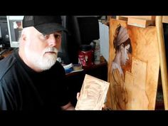▶ Grisaille Oil Painting Update and Toning a Canvas - Mark Branscum - YouTube