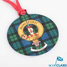 MacKay Clan Crest Ch