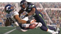 Your Madden 15 Cover Star Is Controversial Seahawk Richard Sherman - http://videogamedemons.com/news/your-madden-15-cover-star-is-controversial-seahawk-richard-sherman/